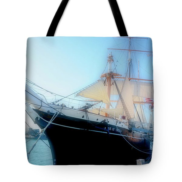 Star Of India Soft Tote Bag