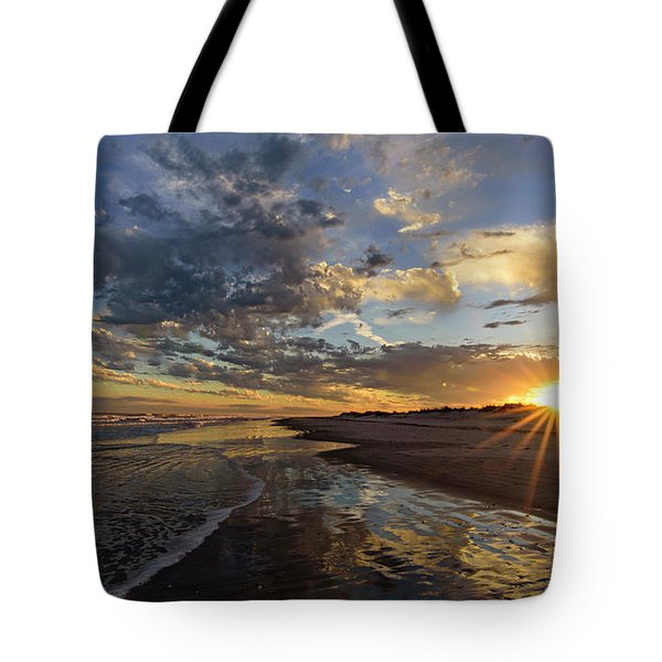Star Point Tote Bag