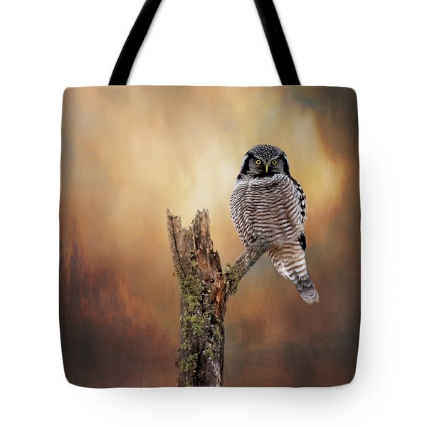 Stare Into My Eyes Tote Bag