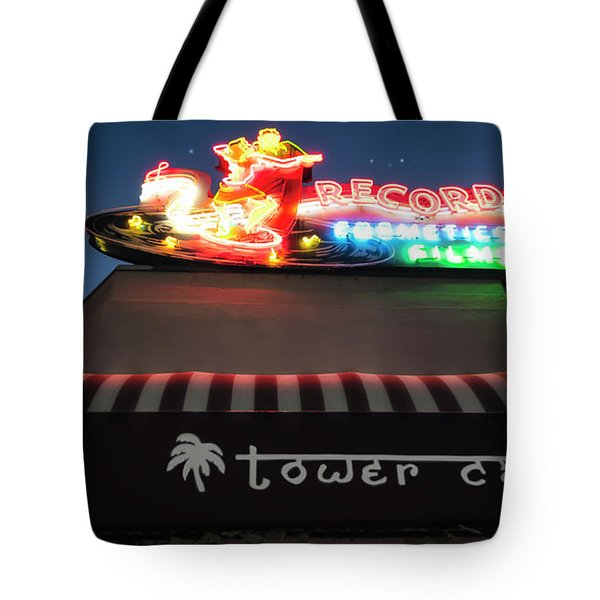Tote Bag featuring the photograph Starry Night- by JD Mims