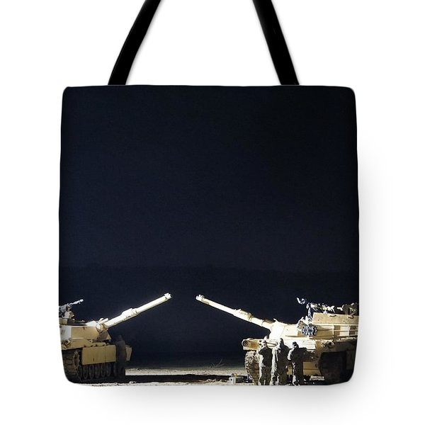 Stars Can Only Shine In Darkness Tote Bag