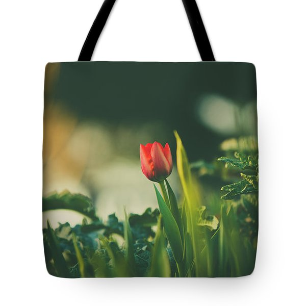 Start Of Spring Tote Bag