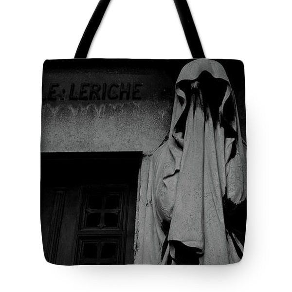 Statue, Pass By Tote Bag