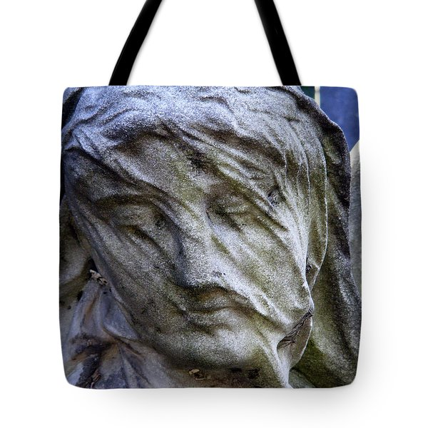Statue, Thought Tote Bag