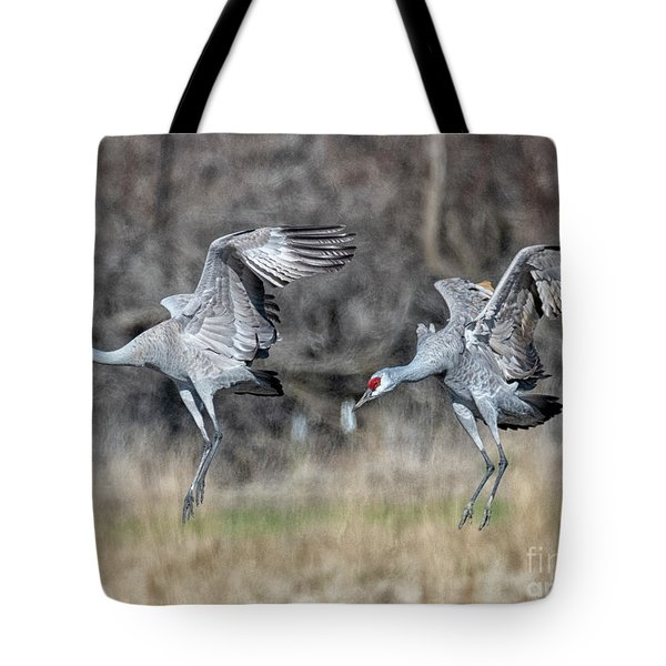 Stay With Your Wingman Tote Bag