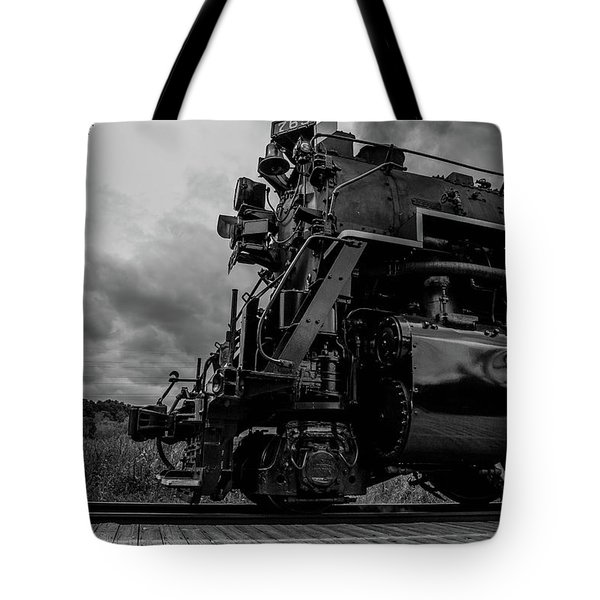 Steam Loco 765 Tote Bag