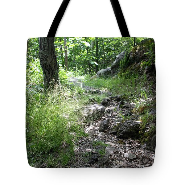 Steeped In Nature Tote Bag