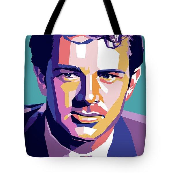 Sterling Hayden Tote Bag