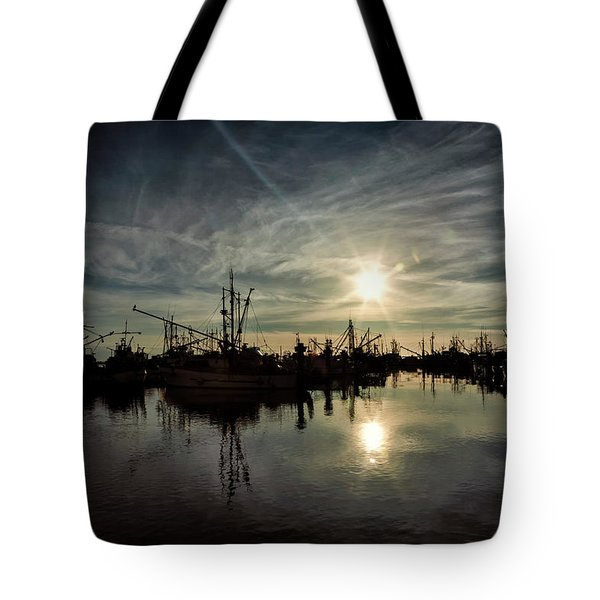 Steveston Silhouettes Tote Bag