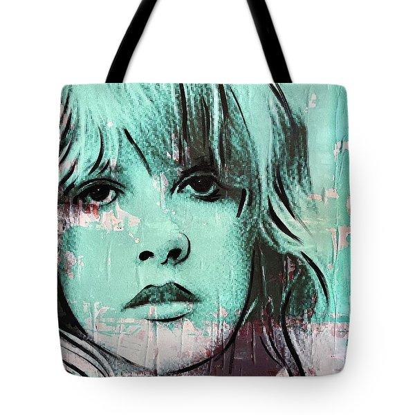 Stevies Crystal Visions Tote Bag