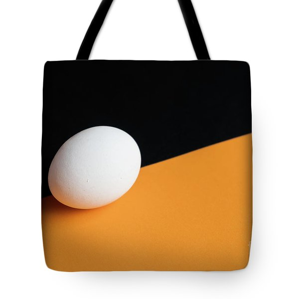 Still Life With Egg Tote Bag