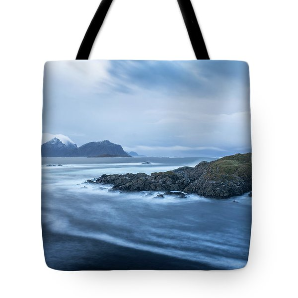 Still Rocks In The Storm Tote Bag