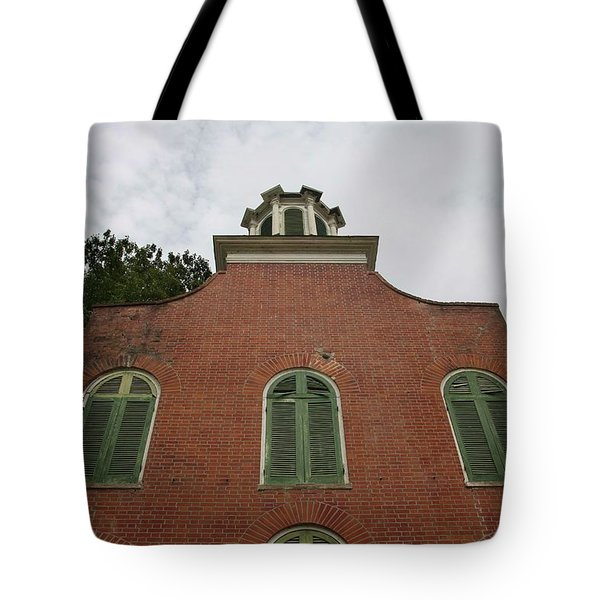 Still Standing Proud Tote Bag