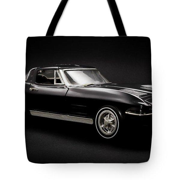 Stingray Style Tote Bag