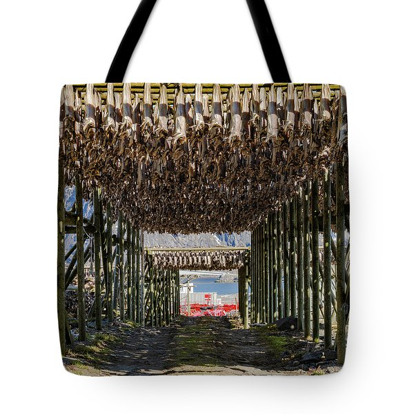Stockfish Tote Bag