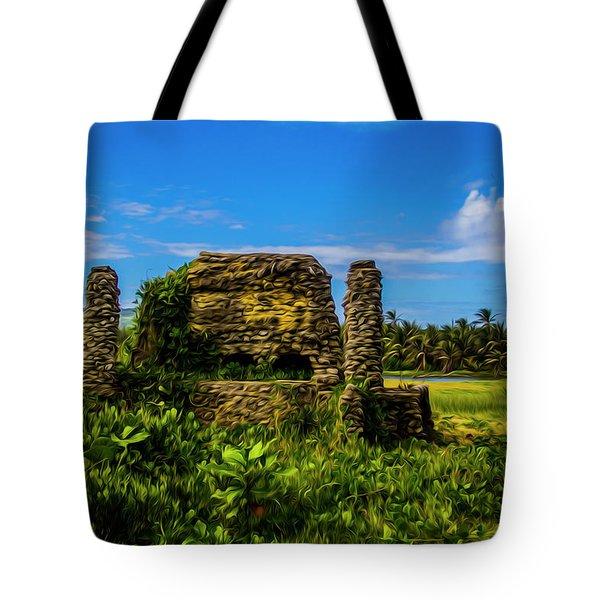 Stone Oven Tote Bag