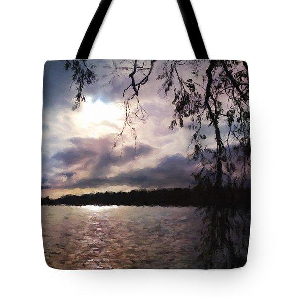 Storm Light Tote Bag