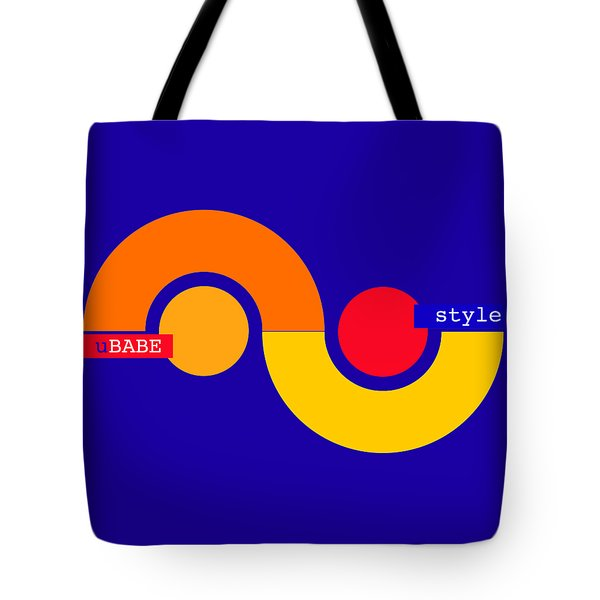 Storm Style Tote Bag