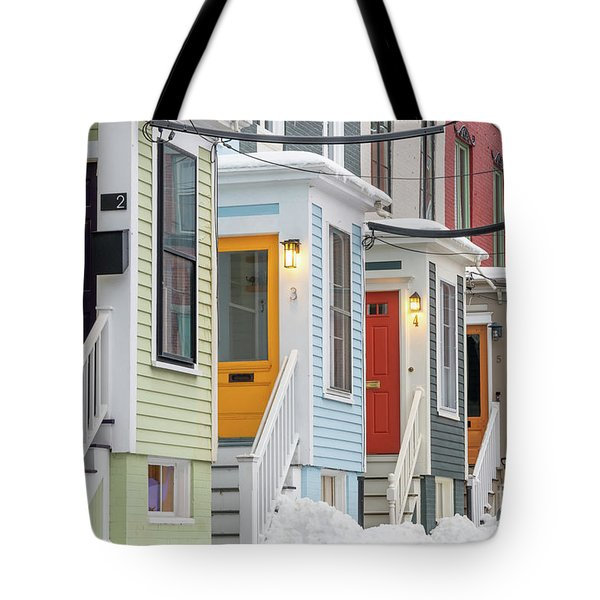Stratton Place Tote Bag