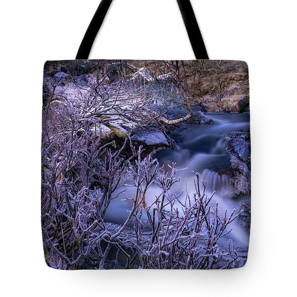 Stream Tote Bag