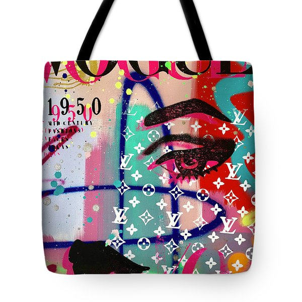 Street Vogue  Tote Bag
