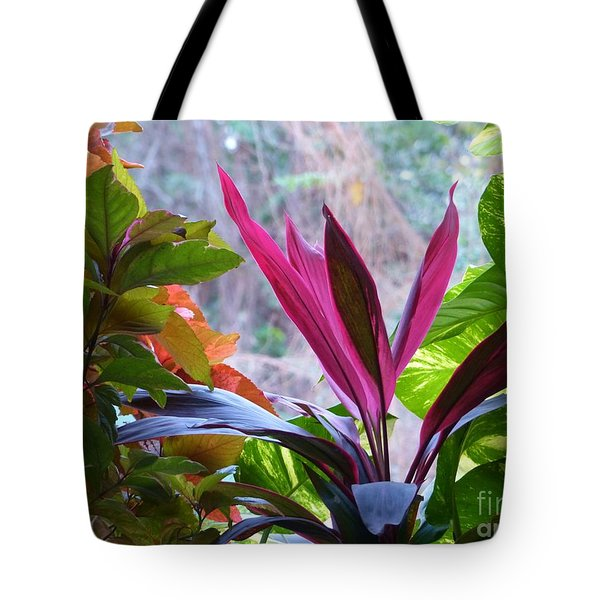 Tote Bag featuring the photograph In The Pink by Rosanne Licciardi