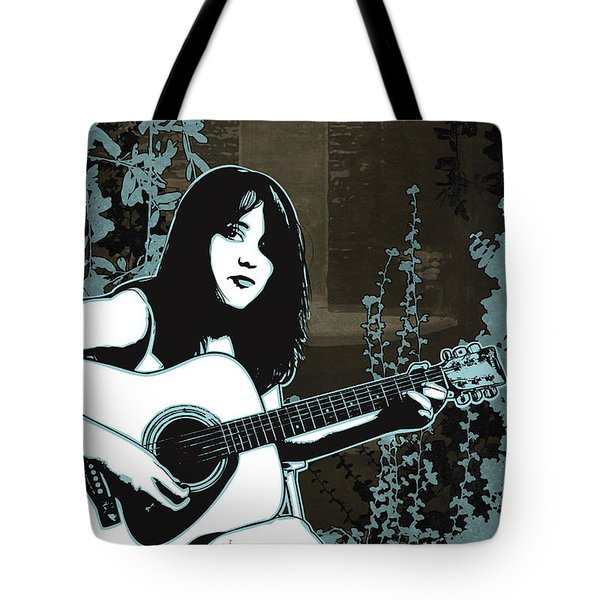 Strings Tote Bag