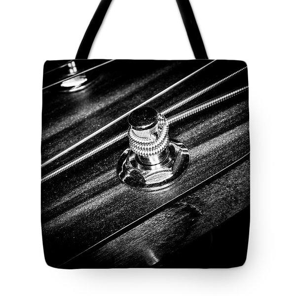 Strings Series 14 Tote Bag