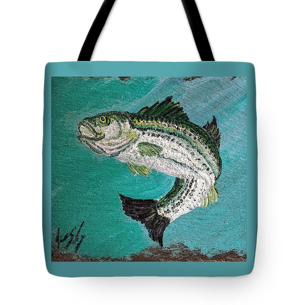 Striper #2 Tote Bag