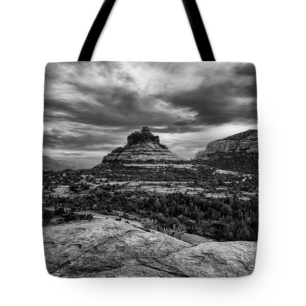 Strong Masculine Vortex Tote Bag
