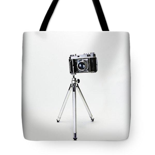 Studio. Kodak Retina 2. Tote Bag