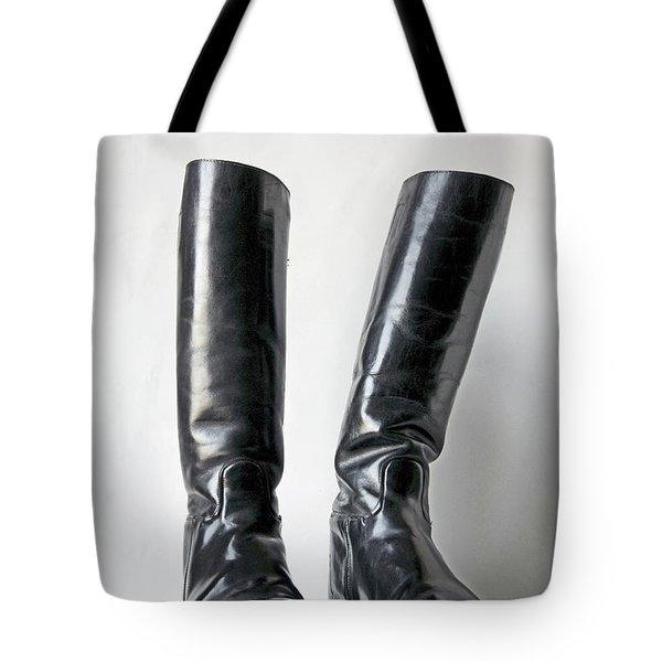 Studio. Riding Boots. Tote Bag