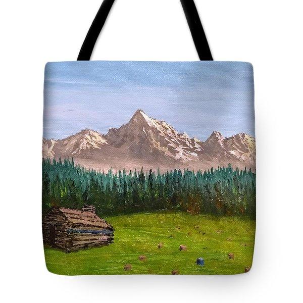 Stump Tote Bag