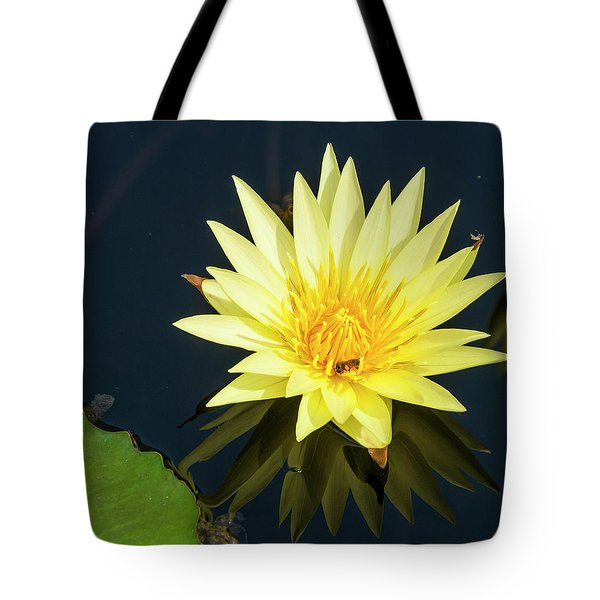 Stunning In Yellow Tote Bag