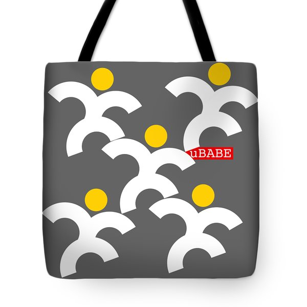 Style Dance Tote Bag