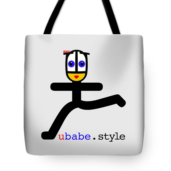 Style Runner Tote Bag
