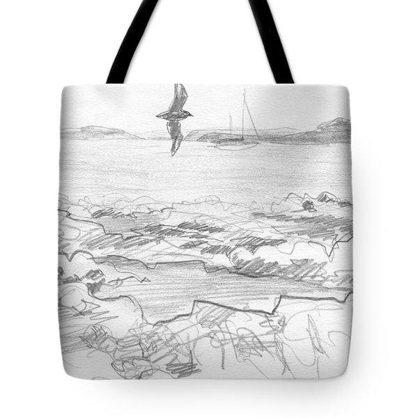 Subantarctic Island Tote Bag