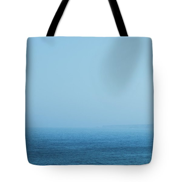 Tote Bag featuring the photograph Summer Coast IIi by Anne Leven