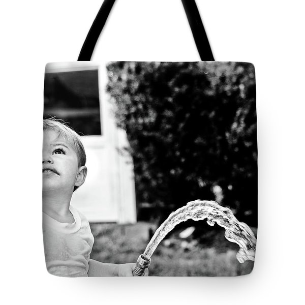 Summer Cool Down Tote Bag