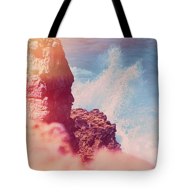 Tote Bag featuring the photograph Summer Dream Iv by Anne Leven