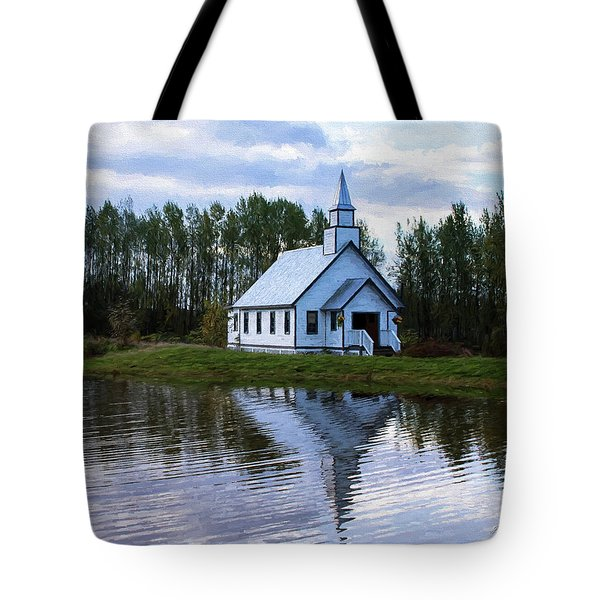 Summer In The Valley - Hope Valley Art Tote Bag