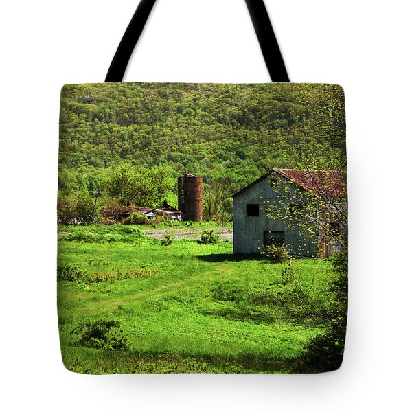 Summer On The Farm Tote Bag