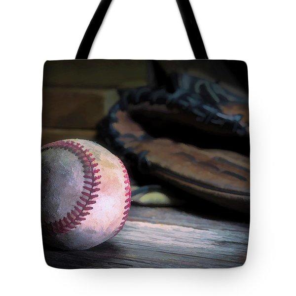 Summer Passtime Tote Bag