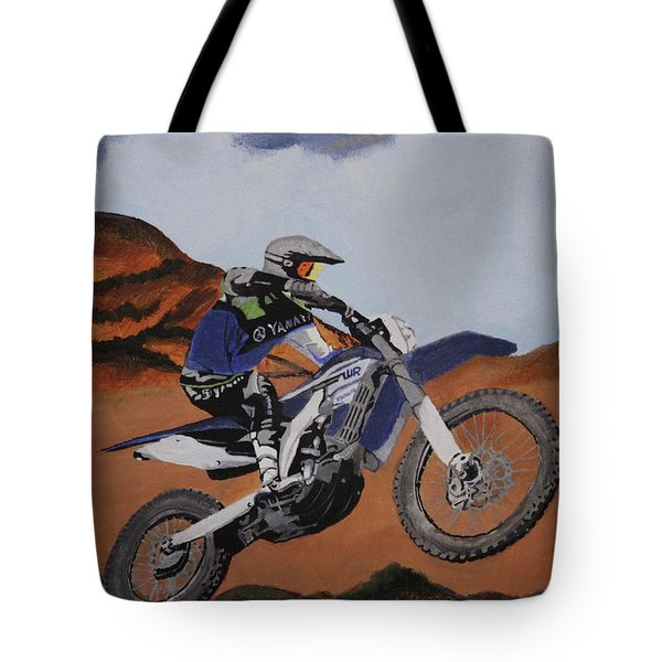 Summer Ride 2 Tote Bag