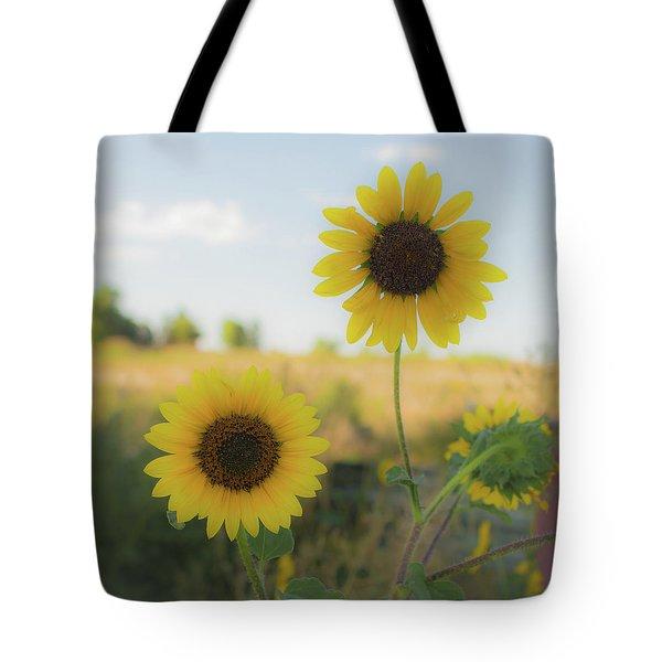 Summer Softness Tote Bag