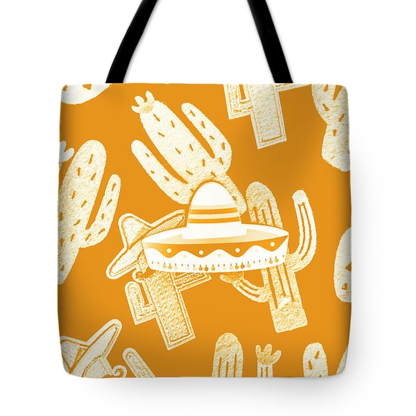 Summerbrero Tote Bag