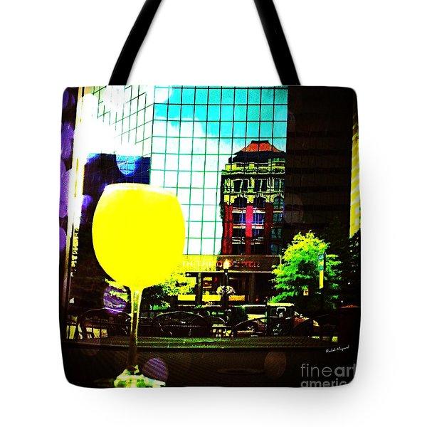 Summertime Downtown Lexington  Tote Bag
