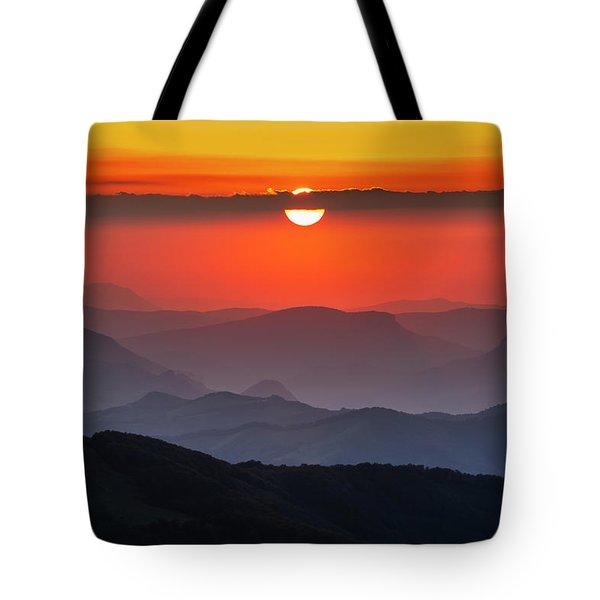 Sun Eye Tote Bag