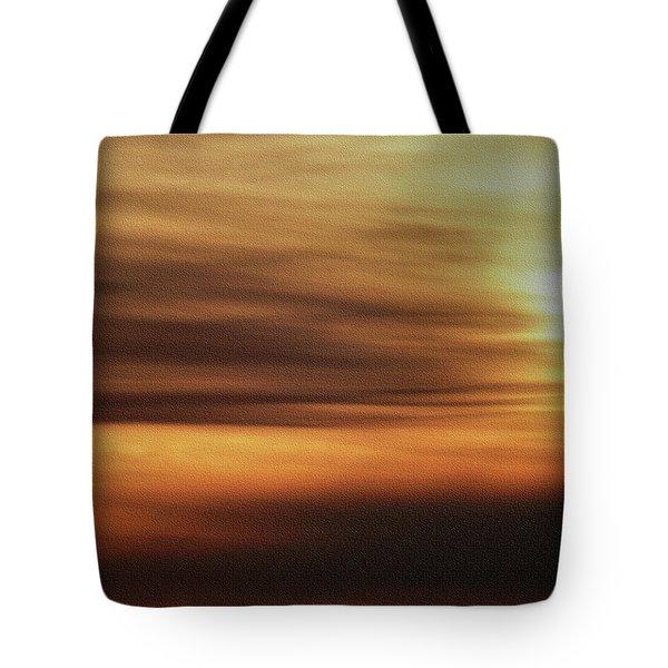 Sunburnt Tote Bag