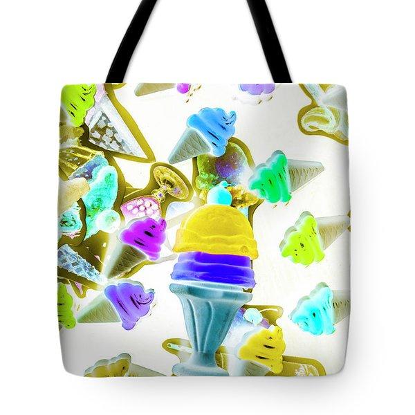 Sundae. Everyday. Tote Bag